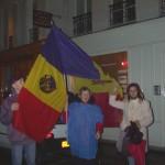 28 noiembrie 2004. Alegeri la Ambasada României 2