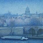 "Pictura Petru Băț ""Pont Neuf """